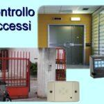 Controllo Accessi in aree protette