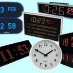 Orologi a lettura diretta - LED, VFD, a Lancette, a Palette, Pilota