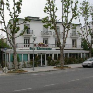Hotel Otello Esterna
