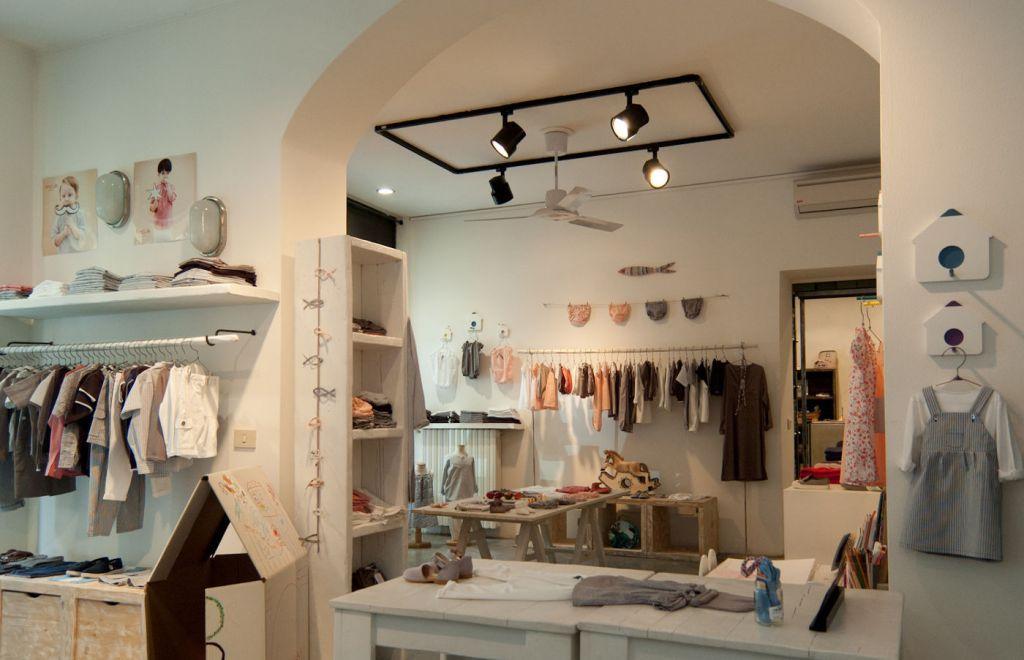 Amelia milano abbigliamento bimbi trova aziende for Negozi arredamento milano e provincia