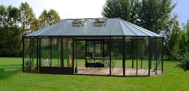 Euroserre italia srl serre e verande da giardino pergolati e gazebo trova aziende cerca - Verande da giardino in legno ...