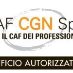 Autorizzato CAF CGN SpA