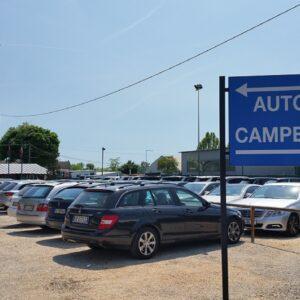 Parcheggio MarcoPolo ingresso