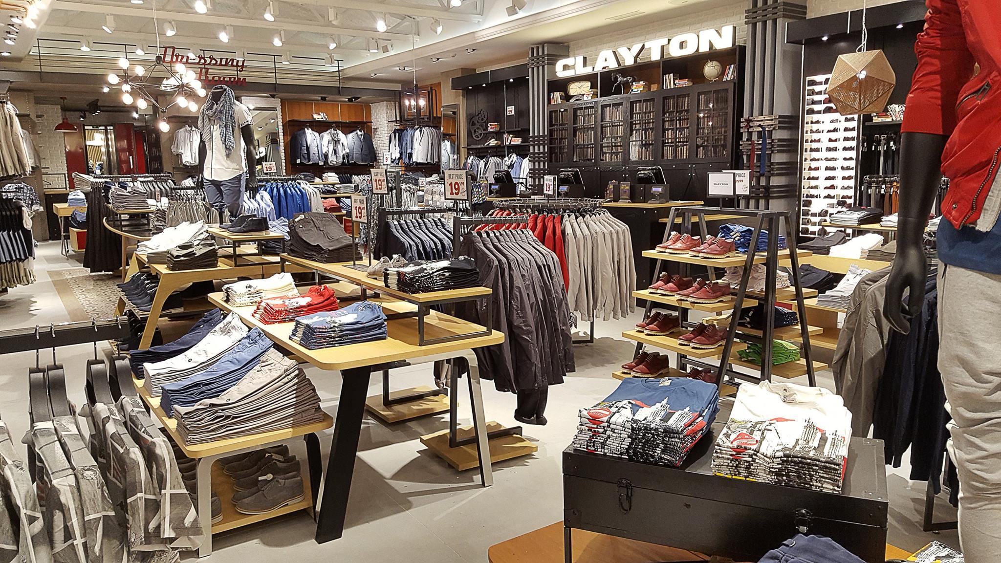 huge discount fe6bd 2c03b Clayton Abbigliamento Abbigliamento Abbigliamento Clayton ...