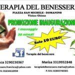 Massaggi Olistici Terapia del Benessere