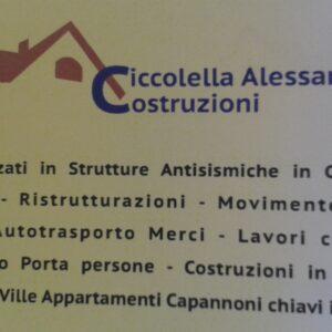 Costruzioni Ciccolella Alessandro