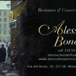 Restauro Alessia Bonali