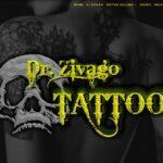 Dr Zivago Tattoo