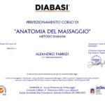 Anatomia del massaggio Aleandro Fabrizi