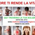 Cura Avanzata Osteopatia Cagliari