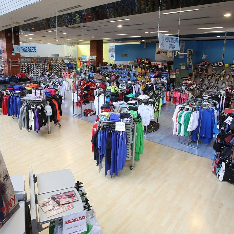 Scheda negozio Zaccà Sport