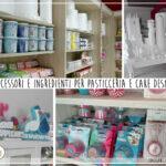 Party shop, ingredienti e accessori