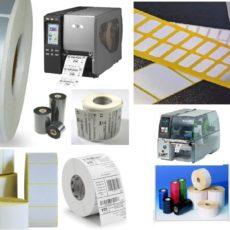 Etichette autoadesive Tecniche, industriali e di Sicurezza