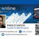 Creazione siti web professionali e grafica a Cagliari - SubitOnline-PaoloVacca.it