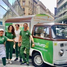 Roadshow - food truck tour - Natura si