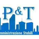 Logo P&T Amministrazione Stabili
