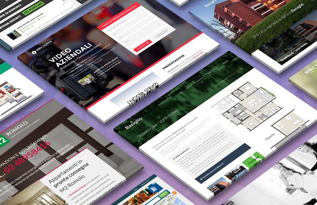 Realizzare siti web aziendali