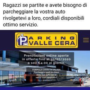 Parking Valle Cera
